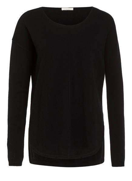 lilienfels Cashmere-Pullover, Farbe: SCHWARZ (Bild 1)