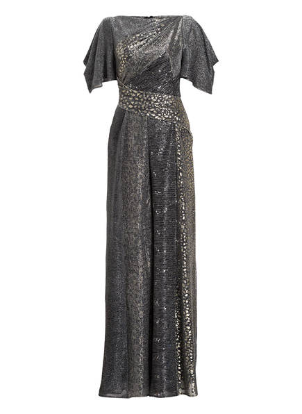 TALBOT RUNHOF Jumpsuit TIMPLY, Farbe: 960 silber patch (Bild 1)