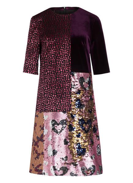 TALBOT RUNHOF Kleid mit Paillettenbesatz, Farbe: 303 ROSE LILA (Bild 1)