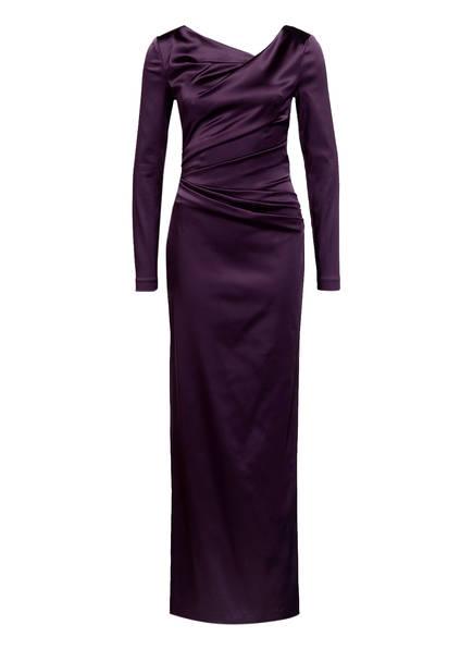 TALBOT RUNHOF Abendkleid ROYA 7, Farbe: 845 AUBERGINE (Bild 1)