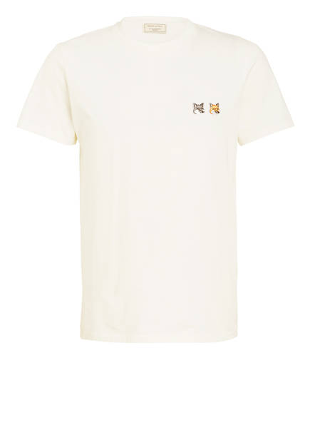 MAISON KITSUNÉ T-Shirt, Farbe: ECRU (Bild 1)