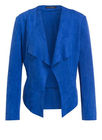 Betty Barclay Blazer Jacke mit Perlen Dunkelblau Grau Blau KRGIIHE