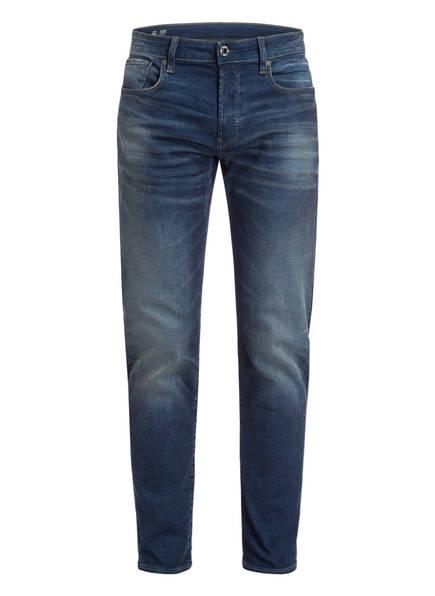 G-Star RAW Jeans 3301 Slim Fit, Farbe: WORKER BLUE FADED (Bild 1)