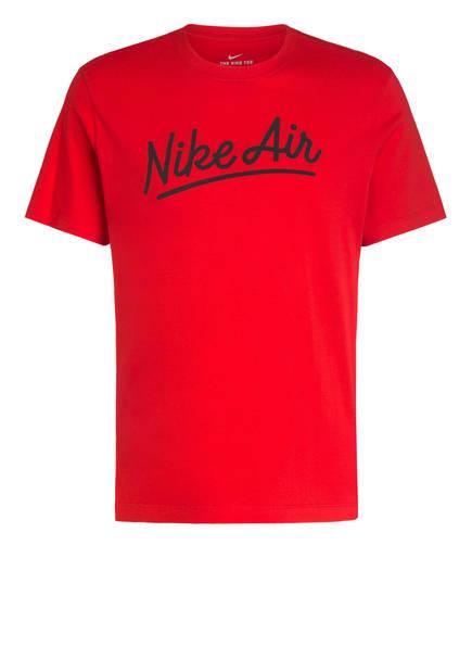 Nike T-Shirt AIR, Farbe: ROT (Bild 1)