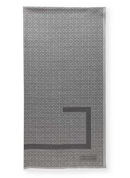 GIVENCHY Schal, Farbe: GRAU/ WEIS (Bild 1)