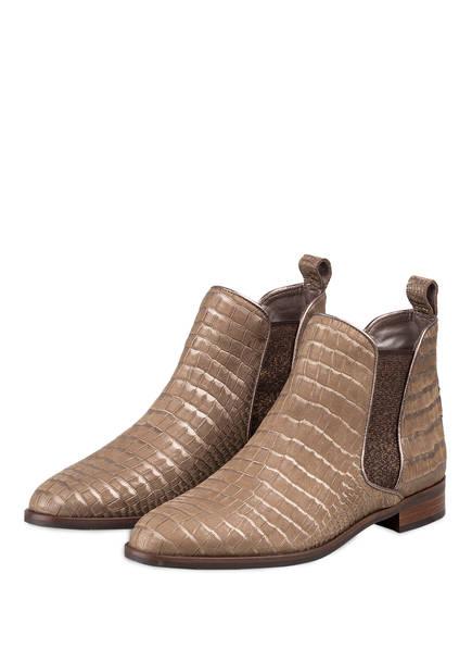 Pertini Chelsea-Boots KENTON, Farbe: HELLBRAUN (Bild 1)