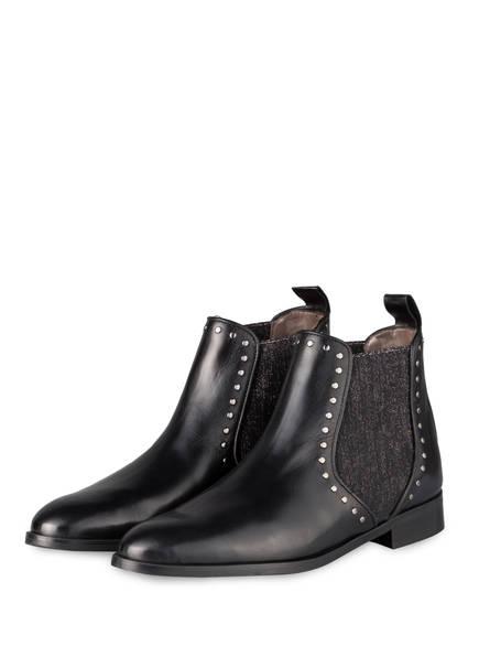 Pertini Chelsea-Boots FLAVIA, Farbe: SCHWARZ (Bild 1)