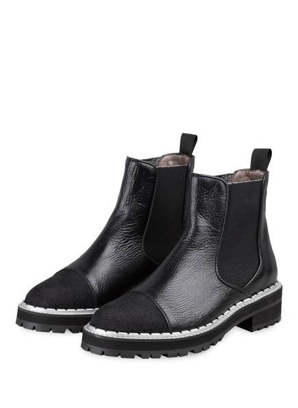 Pertini Chelsea-Boots MAINE, Farbe: SCHWARZ (Bild 1)