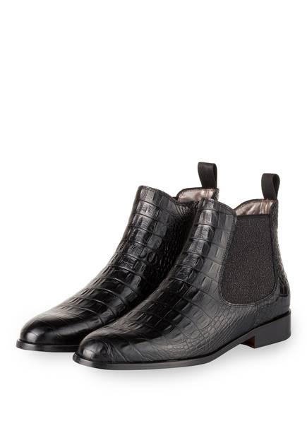 Pertini Chelsea-Boots MONROE, Farbe: SCHWARZ (Bild 1)