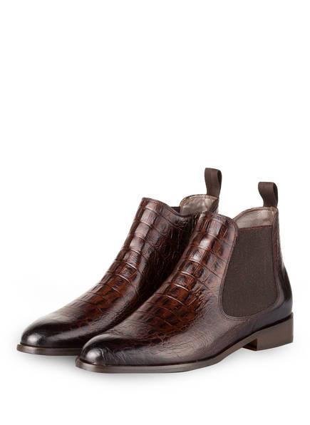 Pertini Chelsea-Boots MONROE, Farbe: DUNKELBRAUN (Bild 1)