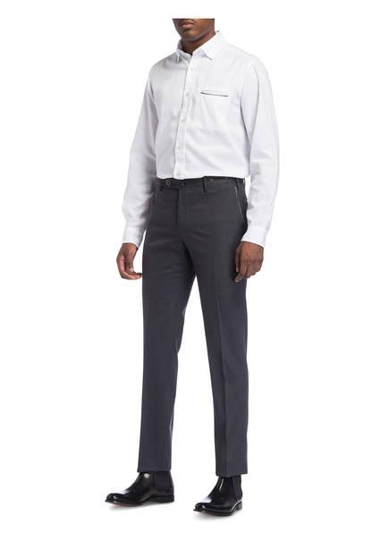 Hose Slim Fit von PT01   DUNKELGRAU