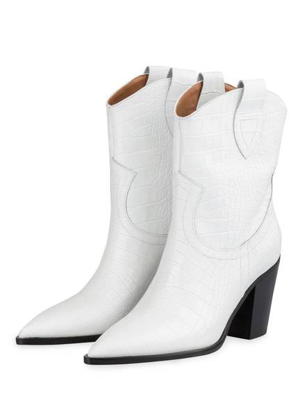 Bianca Di Cowboy Boots, Farbe: WEISS (Bild 1)