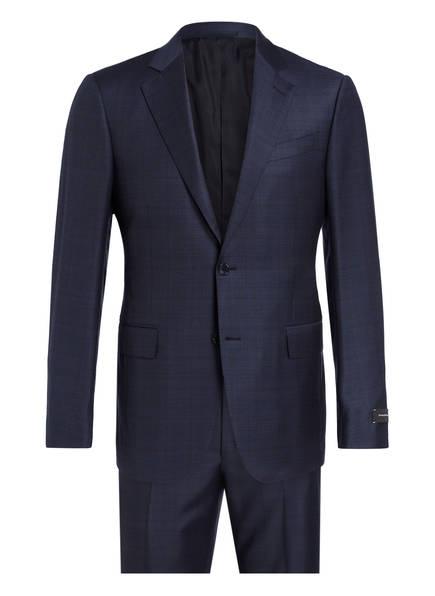 Ermenegildo Zegna Anzug MILANO Slim Fit, Farbe: DUNKELBLAU (Bild 1)