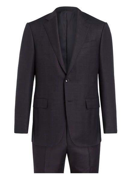 Ermenegildo Zegna Anzug MILANO Slim Fit, Farbe: DUNKELGRAU (Bild 1)