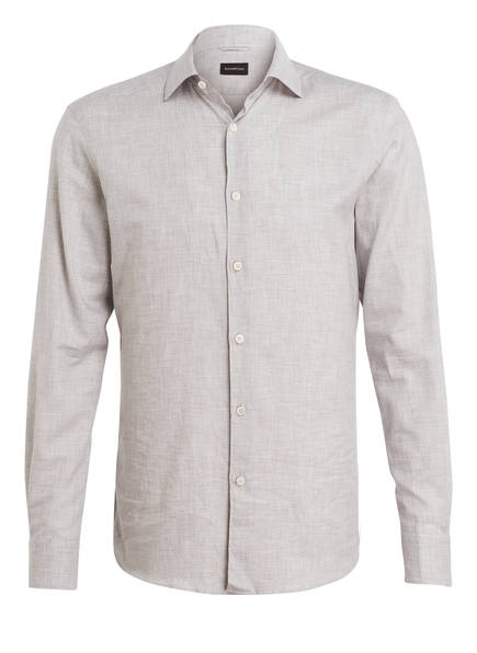 Ermenegildo Zegna Hemd Regular Fit, Farbe: HELLGRAU (Bild 1)