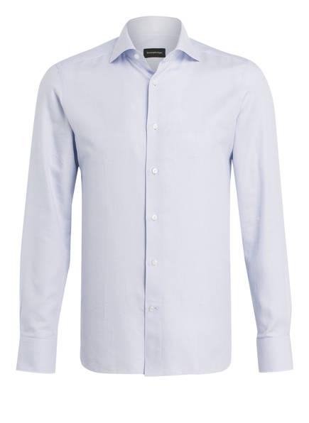 Ermenegildo Zegna Hemd MILANO Slim Fit, Farbe: HELLBLAU (Bild 1)