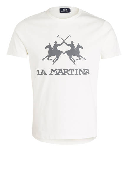 LA MARTINA T-Shirt MYLES, Farbe: ECRU (Bild 1)
