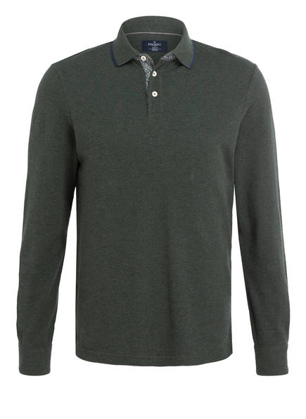 HACKETT LONDON Poloshirt Slim Fit, Farbe: DUNKELGRÜN (Bild 1)