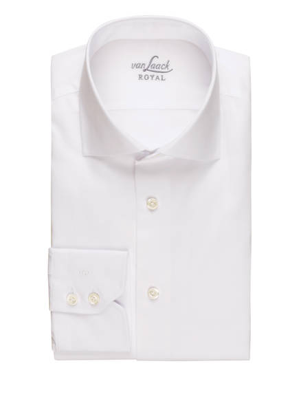van Laack Hemd RIVARA Slim Fit, Farbe: WEISS (Bild 1)