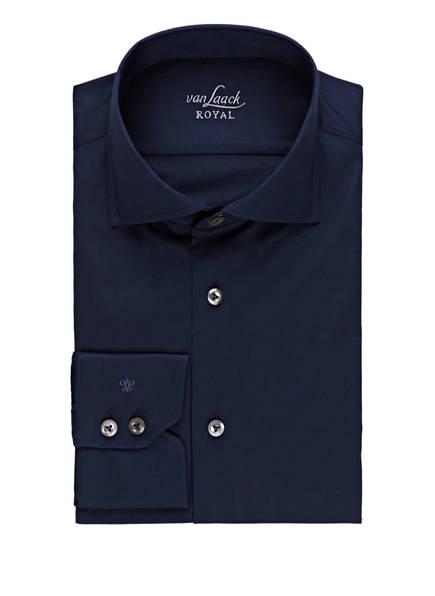 van Laack Hemd RIVARA Slim Fit, Farbe: DUNKELBLAU (Bild 1)