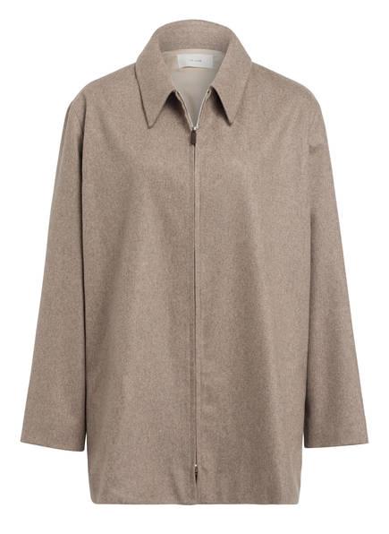THE ROW Cashmere-Jacke HERMIA mit Seideanteil , Farbe: BEIGE MELIERT (Bild 1)
