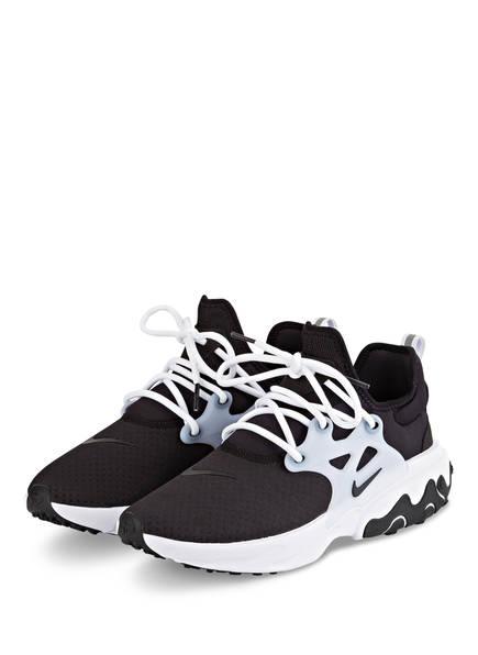Nike Sneaker REACT PRESTO, Farbe: SCHWARZ/ WEISS (Bild 1)
