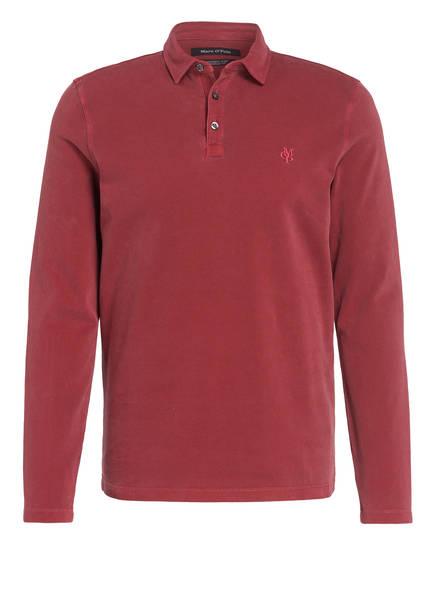 Marc O'Polo Poloshirt Regular Fit , Farbe: DUNKELROT (Bild 1)