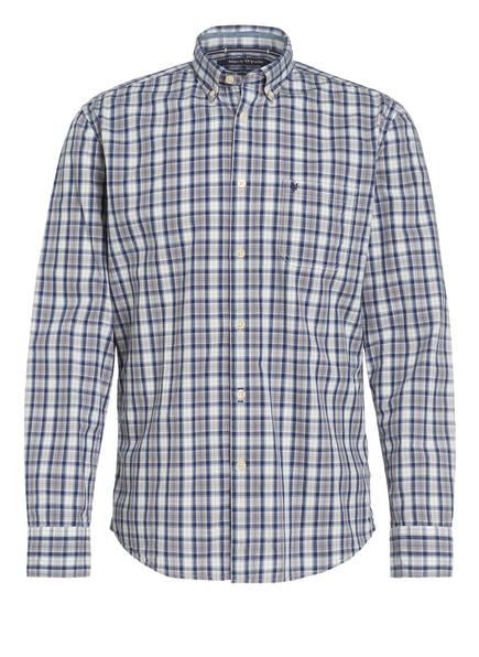 Marc O'Polo Hemd Regular Fit, Farbe: BLAU/ GRAU/ WEISS KARIERT (Bild 1)