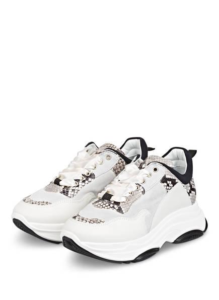 FIAMME Plateau-Sneaker , Farbe: WEISS/ GRAU (Bild 1)