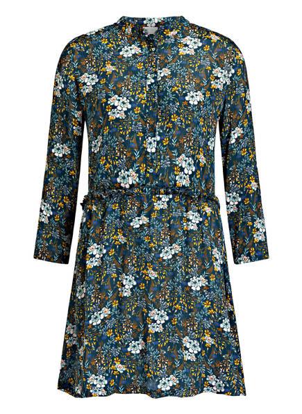 rich&royal Kleid, Farbe: PETROL GEMUSTERT (Bild 1)