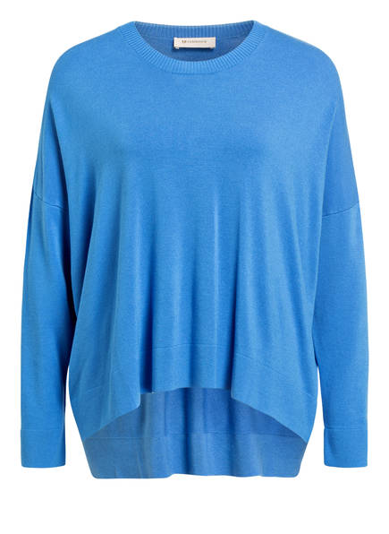 rich&royal Oversized-Pullover, Farbe: BLAU (Bild 1)