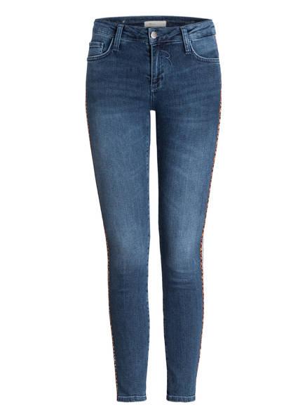 rich&royal Skinny-Jeans , Farbe: 700 DENIM BLUE (Bild 1)