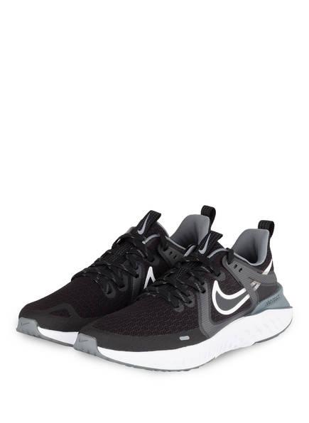 Nike Laufschuhe LEGEND REACT 2, Farbe: SCHWARZ (Bild 1)