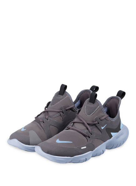 Nike Laufschuhe FREE RN 5.0, Farbe: GRAU/ BLAU (Bild 1)