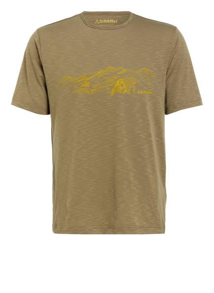 Schöffel T-Shirt, Farbe: OLIV MELIERT (Bild 1)