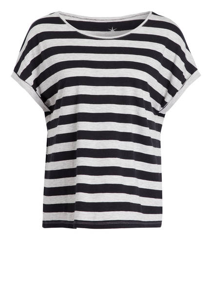 Juvia T-Shirt, Farbe: SCHWARZ/ GRAU MELIERT (Bild 1)