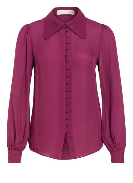 MICHAEL KORS Bluse, Farbe: DUNKELLILA (Bild 1)