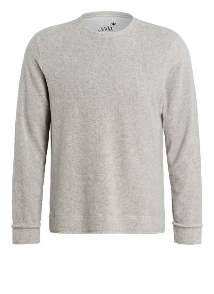 Juvia Sweatshirt BRISTOL, Farbe: HELLGRAU (Bild 1)