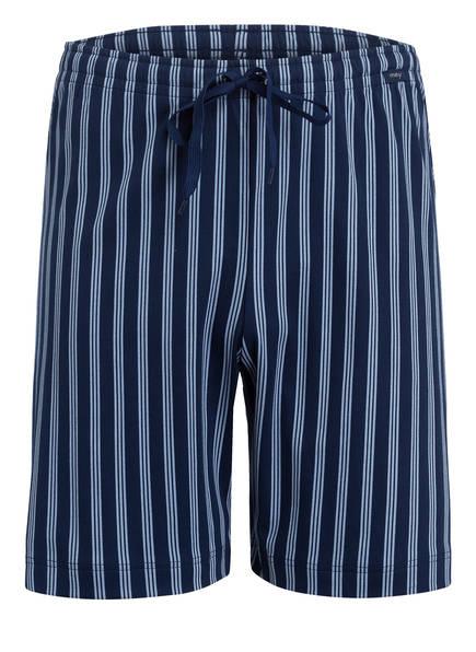 mey Lounge-Shorts, Farbe: BLAU/ HELLBLAU (Bild 1)