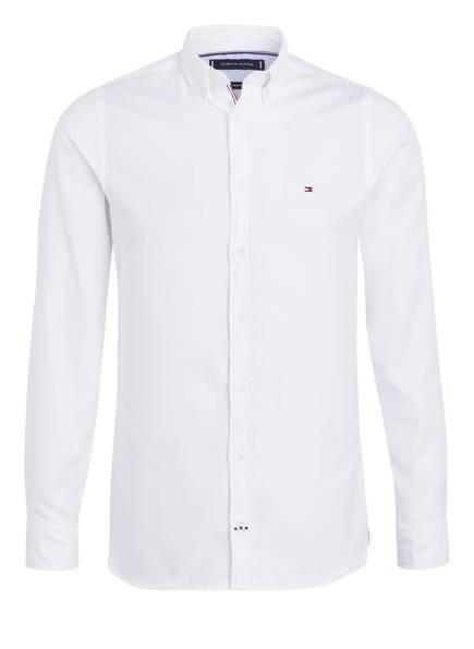 TOMMY HILFIGER Hemd Slim Fit, Farbe: WEISS (Bild 1)