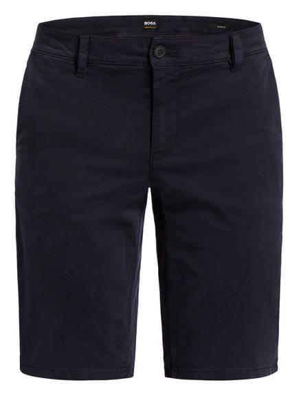 BOSS Chino-Shorts SCHINO Slim Fit, Farbe: DUNKELBLAU (Bild 1)