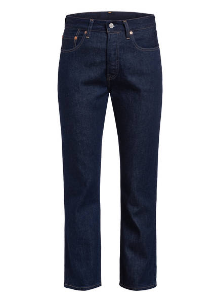 Levi's® 7/8-Jeans 501 Cropped, Farbe: BLUE (Bild 1)
