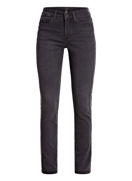 MAC Skinny-Jeans DREAM, Farbe: DARK GREY USED (Bild 1)