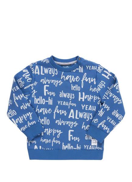 Sanetta KIDSWEAR Sweatshirt, Farbe: BLAU (Bild 1)