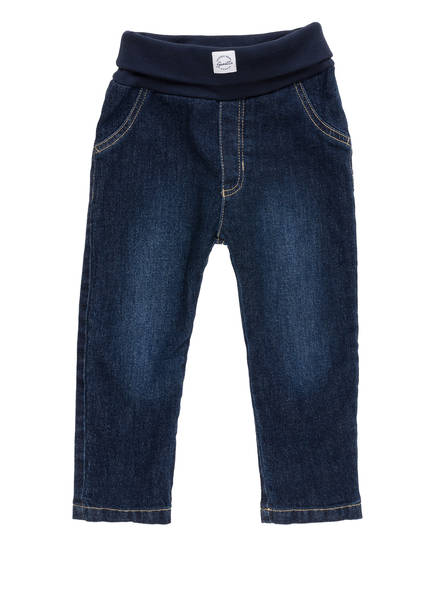 Sanetta KIDSWEAR Jeans, Farbe: 09394 DARK BLUE (Bild 1)