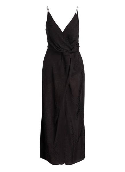 SAMSØE  SAMSØE Jacquard-Kleid DANCE, Farbe: SCHWARZ (Bild 1)