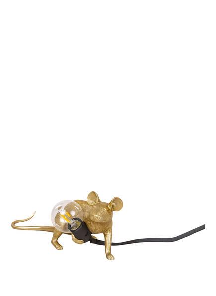 SELETTI Tischleuchte , Farbe: GOLD (Bild 1)