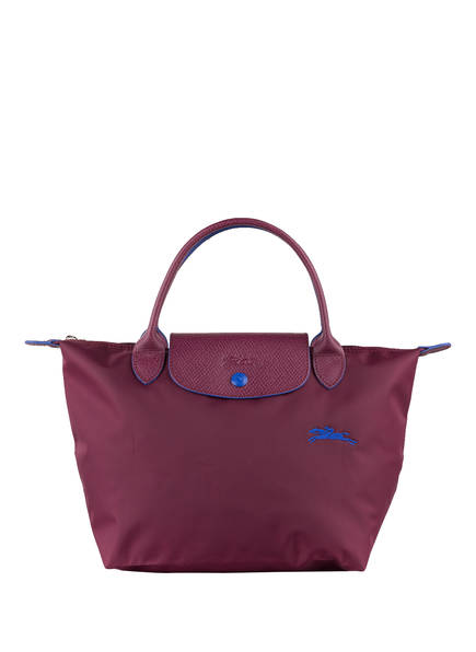 LONGCHAMP Handtasche LE PLIAGE CLUB S, Farbe: DUNKELROT (Bild 1)