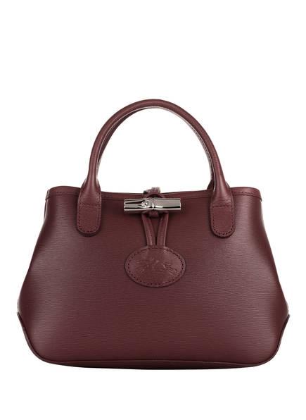 LONGCHAMP Handtasche ROSEAU XS, Farbe: DUNKELROT (Bild 1)