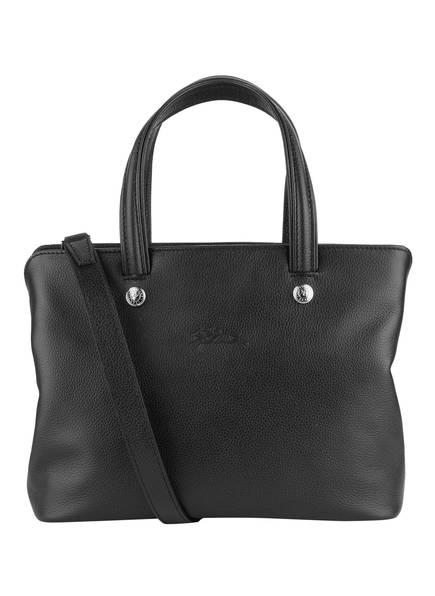 LONGCHAMP Handtasche LE FOULONNE S, Farbe: SCHWARZ (Bild 1)